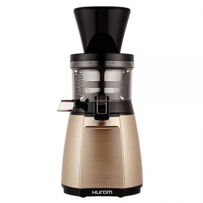 Hurom Slow Juicer 2nd Generation Review : (IMPORT) Hurom HU-19SGM Slow Juicer (Gold)