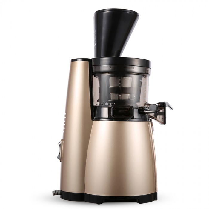 Hurom Slow Juicer How To Use : (IMPORT) Hurom HU-19SGM Slow Juicer (Gold)