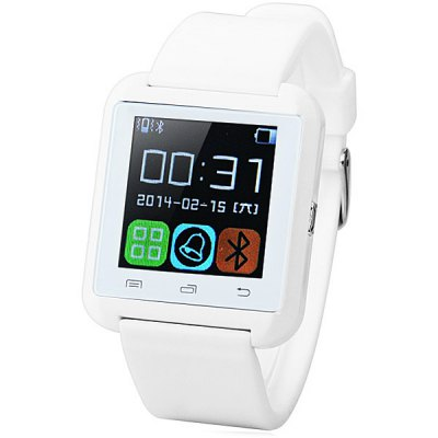 "Ewing E8 1.44"" Bluetooth Touch Screen Smart Watch"
