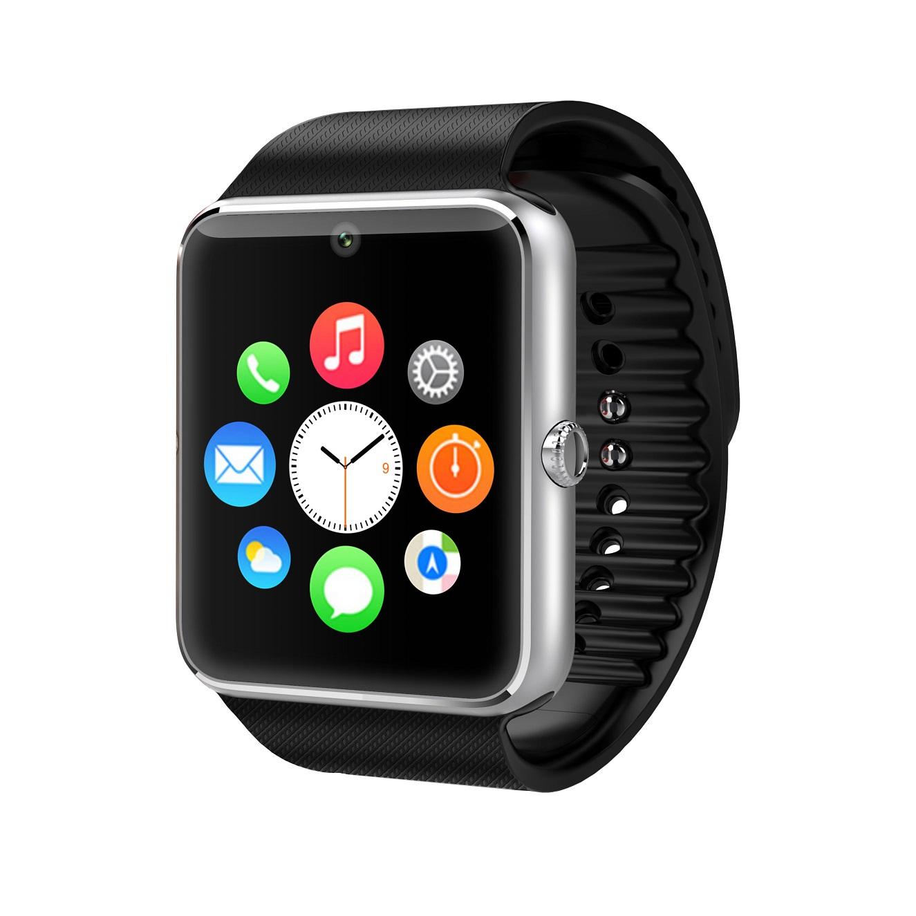 iWatch GT08 2.0M Digital Bluetooth Smart Watch