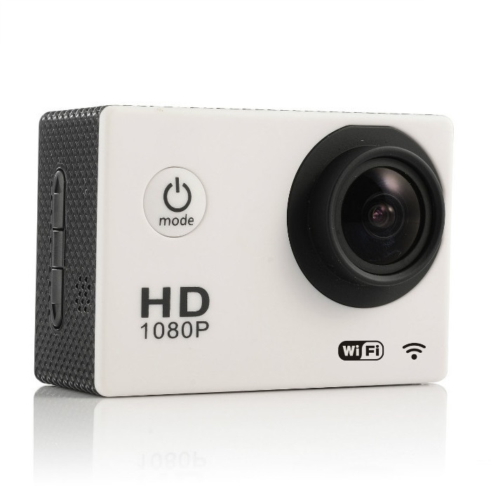 "1.5"" SJ4000 WIFI Full HD 1080p Waterproof Sports Camera (White)"