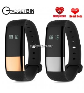Gadgetbin M4 Dynamic Blood Pressure Heart Rate Monitor Bluetooth Fitness Smart Band