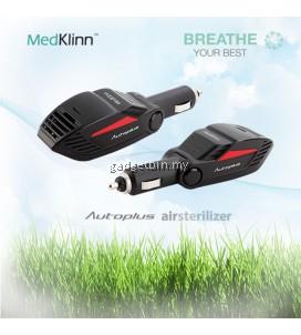 Original MedKlinn Autoplus In-Car Air Sterilizer (1 Year Warranty)