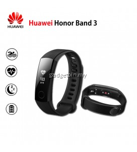 Huawei Honor Band 3 Heart Rate Monitor Waterproof Fitness Tracker Smart Band