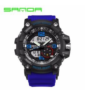 product-151027646070Original SANDA 759 G Style Military Waterproof Outdoor Sports Men's Shockproof Digital Watch
