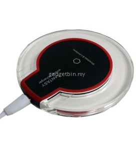 Fantasy QI Wireless Charger Charging Disk For iPhone Android Phone