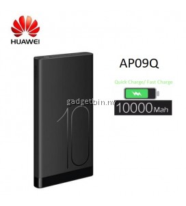 Huawei AP09Q Fast Charge Quick Charge Type-C Power Bank 10000mAh (Black)