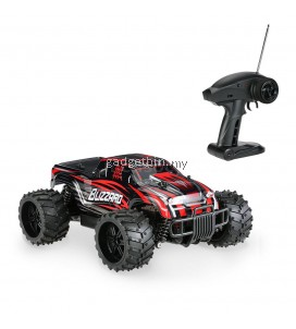 S727 27MHz 1/16 20km/h High Speed Off-road Four Wheel Drive Truck Remote Control Car
