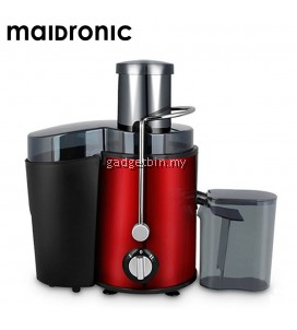 (Msia Plug) Maidronic Stainless Steel Fruit Vegetable Juicer Extractor