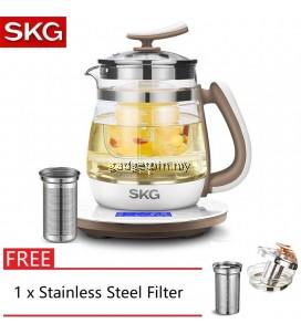 SKG 8088S Automatic Multifunction 18 Functions 1200W Health Pot Tea Pot 1.8L
