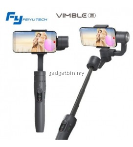 Feiyu Tech Vimble 2 Extendable Handheld 3-Axis Gimbal Stabilizer for Smartphone with Tripod Stabilizer