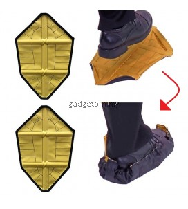 Step in Sock Reusable Shoe Cover One Step Hand Free Sock Shoe Covers