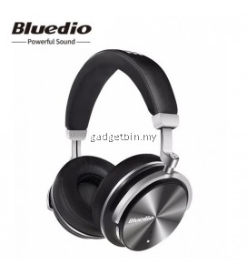 Bluedio T4 Active Noise Cancelling Wireless Bluetooth Headphone with Mic