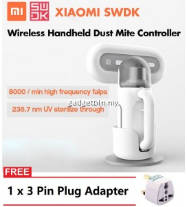 Xiaomi SWDK Handheld 6000PA Strong Suction Ultraviolet Mites Wireless Vacuum Cleaner