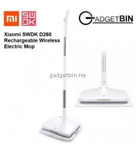 Xiaomi SWDK D260 Handheld Floor Wiper Washers Rechargeable Battery Wireless Electric Mop