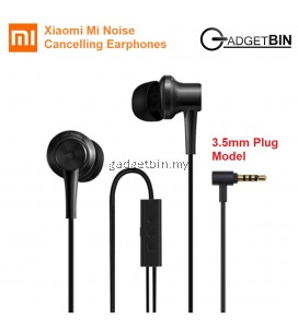 Xiaomi 3.5mm Active ANC Mi Noise Cancelling Earphones with Mic