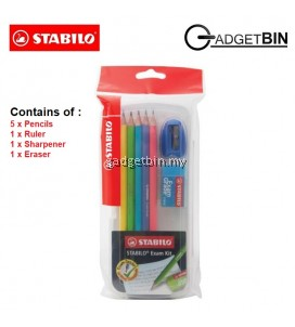 STABILO Exam Grade 2B Pencil Writing Kit