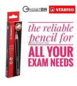 STABILO Exam Grade 2B Pencil (Box of 12)