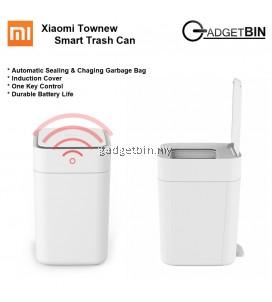 Xiaomi Mijia Townew T1 Auto Sealing Induction Cover Smart Trash Dustbin Waste Bins