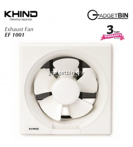 "KHIND EF1001 10"" Wall Type Exhaust Fan"