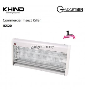 Khind IK520 Commercial Insect Killer High Attraction UV Tubes