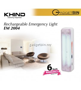 Khind EM2004 Rechargeable Emergency Lights