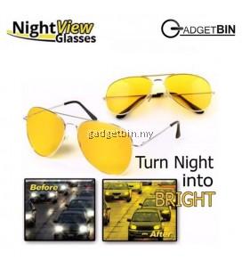 Night View Sunglasses Turn Night Into Bright