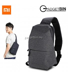 Original Xiaomi 4L Polyester Urban Chest Bag Leisure Sling Bag