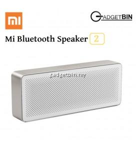 Original Xiaomi Mi Square Speaker 2 Bluetooth 4.2 Stereo HD Sound Wireless Speaker With Mic