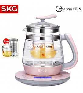 SKG 8141 Automatic Multifunction 18 Functions 1200W Health Pot Tea Pot 1.8L