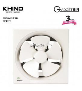 """Khind  EF1201 12"""" Wall Type Exhaust Fan"""