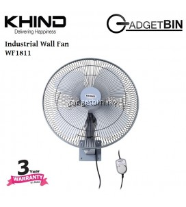 """Khind WF1811 18"""" Industrial Fan Wall Fan"""
