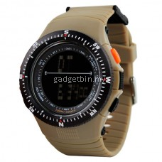 SKMEI 0989 Men's Military LED Digital Watch