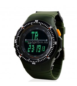 SKMEI 0989 Men's Military LED Digital Watch