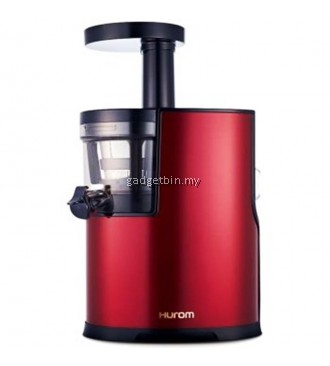 (IMPORT) Hurom HU1100WN Slow Juicer (Red)