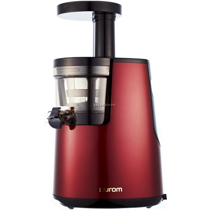 Hurom Hu 500 Slow Juicer Review : (IMPORT) Hurom HU600WN Slow Juicer (Red)