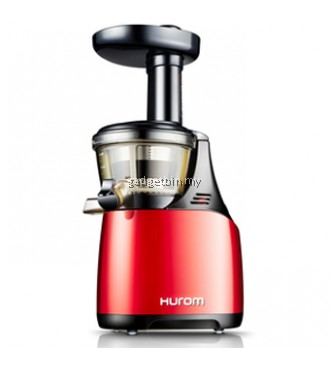 (IMPORT) Hurom HU500DG Slow Juicer (Red)
