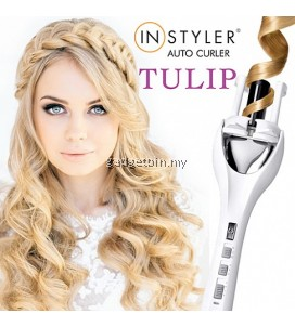 InStyler Tulip Auto Hair Curler 3 Seconds Iron Curling Hair Curl