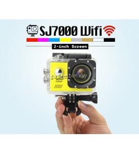 SJ7000 PLUS Novatek Wifi 14MP Full HD1080P Waterproof Sports Action Camera