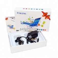 7 Inch Ewing Monster A33 Quad Core 1.5gHz 8GB Bluetooth Dual Camera Android 4.4 Tablet (White)