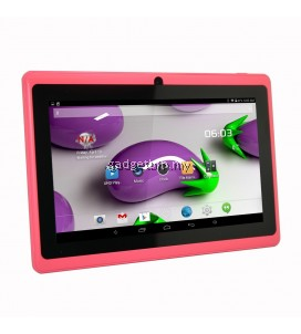 7 Inch Ewing Monster A33 Quad Core 1.5gHz 8GB Bluetooth Dual Camera Android 4.4 Tablet (Pink)