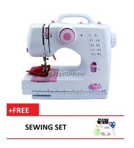 Sewing Machine HL-508B 10 sewing options FREE Sewing Set