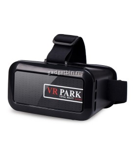 Ewing VR Park V1 3D Virtual Reality Glasses for Game and Movie (Black)