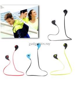 JOGGER Mini Wireless Stereo Sweatproof Sports Bluetooth Headset earphone with Mic
