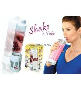 Shake n Take Juice Smoothie Blender With 2 Bottles
