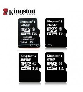 Kingston Class 10 microSD  TF Card - 4GB/8GB/16GB/32GB