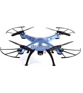Syma X5HC with 2.0MP Camera RC Quadcopter Drone High Hold Mode Headless Mode