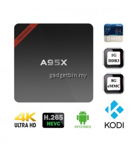 NEXBOX A95X Super Mini Amlogic Quadcore 1GB/8GB 4K HD Android 5.1 TV Box