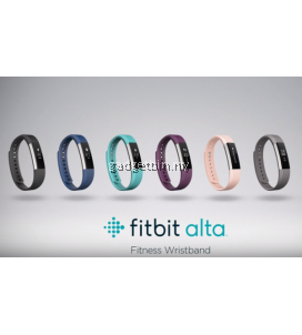 Fitbit Alta Fitness Tracker Wristband Watch