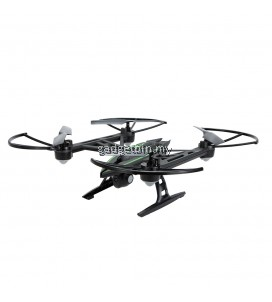 JXD 510G 2.4G 4CH 6-Axis Gyro 5.8G FPV Automatic Air Pressure High Headless Mode One Key Return RC Quadcopter with 2MP Camera